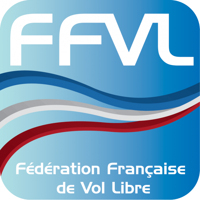 log de la fédération Française de vol libre